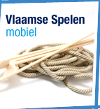 Vlaamse Spelen mobiel